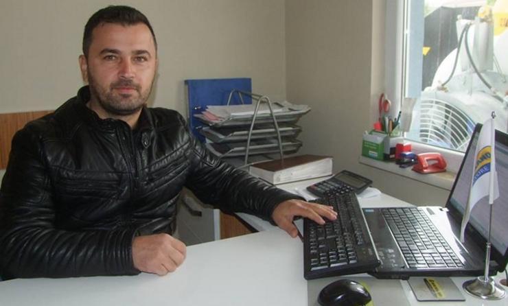 Fehmi UYSAL; Gazi Süleyman Paşa muhtar adayı oldu