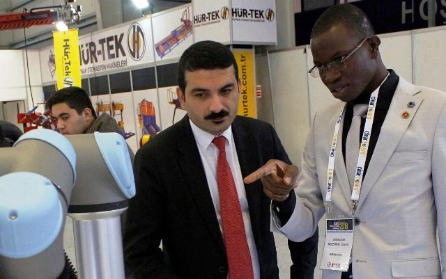 Bursa Endüstri Zirvesi Fuarları Makine Satışlarına Büyük Katkı Sağladı