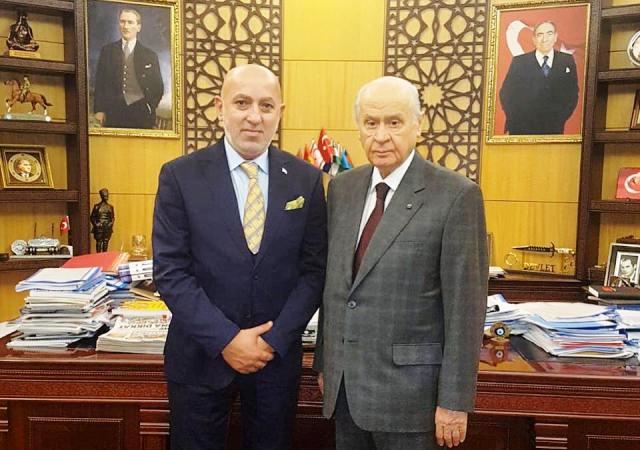 MHP'nin şuana kadar ki tek Büyükşehir aday adayı iddialı konuştu