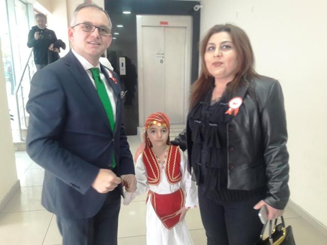 Sakarya Rumeli Balkan Kültür ve Dayanışma Derneği 2'ci Kongresi Orhangazi Kültür Merkezinde Yaptı.