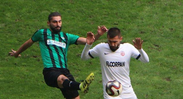 Sakaryaspor  Kastamonuspor'u  2-1 Yendi