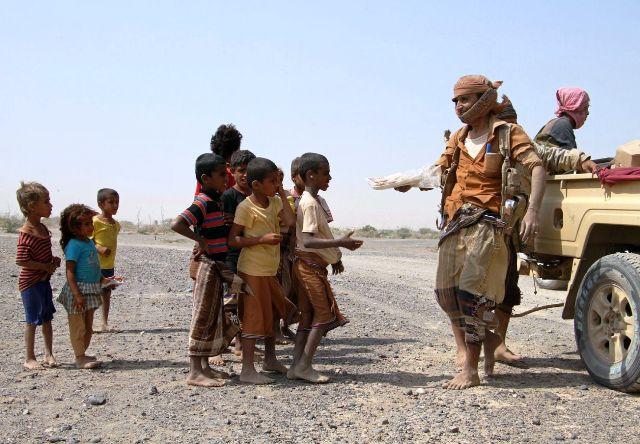 İnsanlık Yemen'de sınıfta kaldı