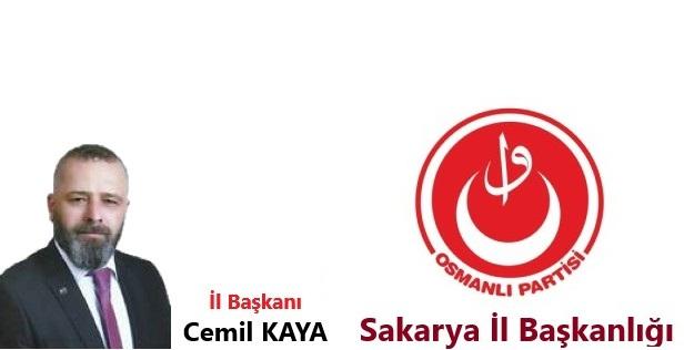 osmanlı partisi cemil kaya oldu ile ilgili görsel sonucu