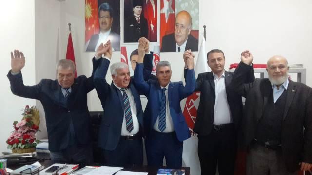 Demokrat Parti Serdivan,Ferizli ,Söğütlü Belediye Başkan Adaylarını açıkladı.