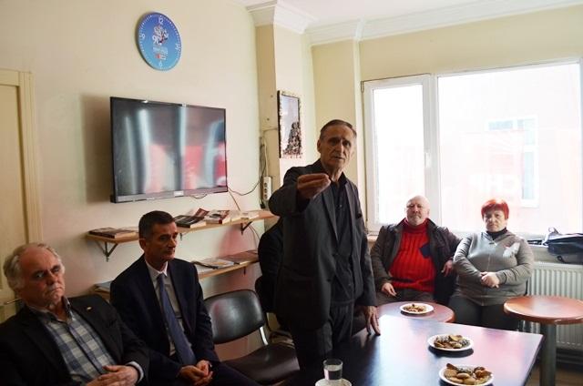 """Mercan iddialı konuştu: """" AKP adına bu seçimler sonun başlangıcıdır"""""""