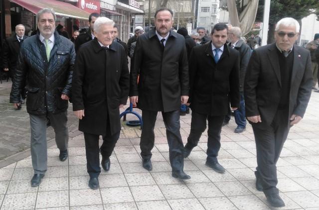 Fahrettin Bay 'Sorunları Saadetli  kadrolar çözecektir'