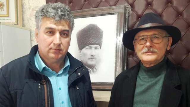 Mustafa KAŞKAŞ Serdivan Aşağıdere Mahalle Muhtarı Nevzat AYVAZ'ı ziyaret etti.