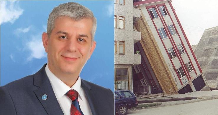 Dr. Aydoğan Arslan 'Adapazarı'nı yenileyeceğiz'