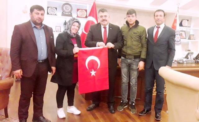Eyyübiye Belediye Başkan Adayı  Murat DEMİRKAN iddialı