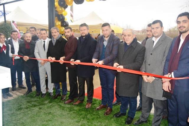ASYA PEYZAJ Çiçekçilik Serdivan'da Açıldı
