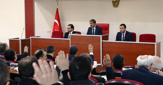 Büyükşehir Şubat Meclis Toplantısı gerçekleştirildi.