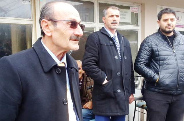 İYİ Parti Erenler ilçe Başkanı Şemsettin DUMAN  Erenler Belediyesi Başkanı Fevzi KILIÇ'a soruyor