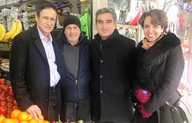 """Ahmet Mercan, """"Ben seçim kampanyası için kimseden trilyonlarca lira yardım almadım"""