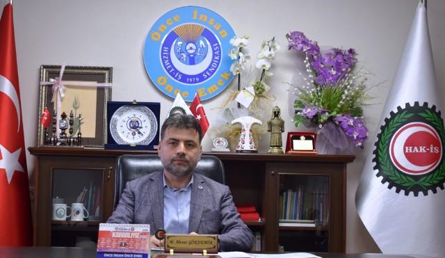Mehmet Mesut GÖKDEMİR, 14 Mart Tıp Bayramı nedeniyle bir mesaj yayımladı.
