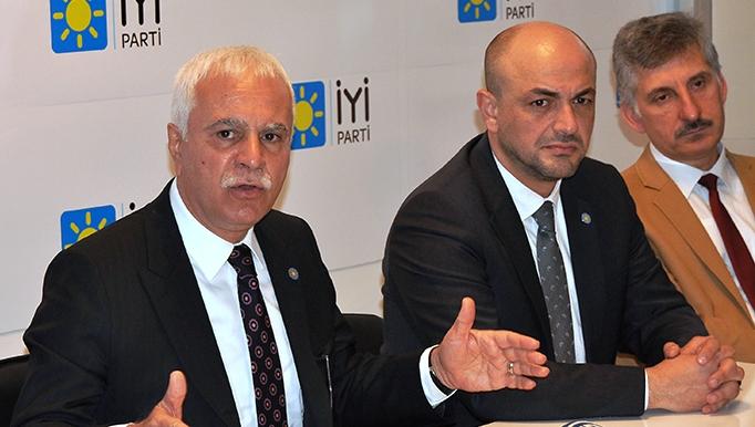 """İYİ Parti Genel Başkan Yardımcısı Koray Aydın """"İnsanlar açız diyor"""""""