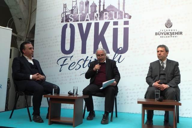 1.İstanbul Öykü Festivali Başladı