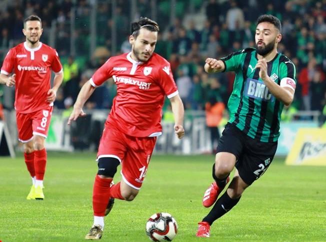 Sakaryaspor 1–Samsunspor 0