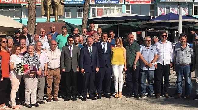 Edirne Belediye Başkanı Recep Gürkan  tecrübe ve birikimlerini İpsalalılar ile paylaştı.