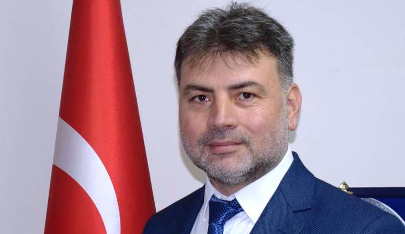 Mehmet Mesut GÖKDEMİR,19 Mayıs Atatürk'ü Anma Gençlik ve Spor Bayramı Mesajı
