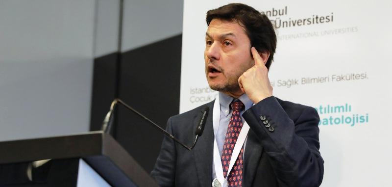 """Prof. Dr. Yankı Yazgan, """"okul öncesi eğitimin çocuk gelişiminde olmazsa olmaz """""""