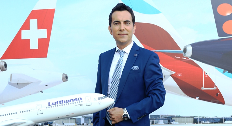 Lufthansa yaza özel bir geceyle 'Merhaba' dedi
