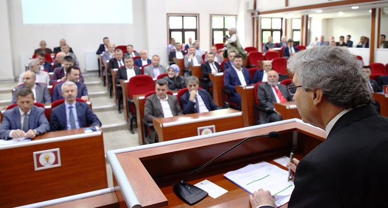 Sakarya Büyükşehir Meclisi Yarın Toplanıyor