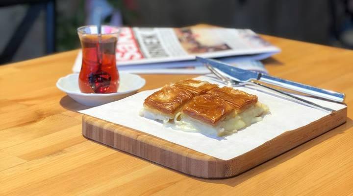 Akışkanlı Börek Serdivan