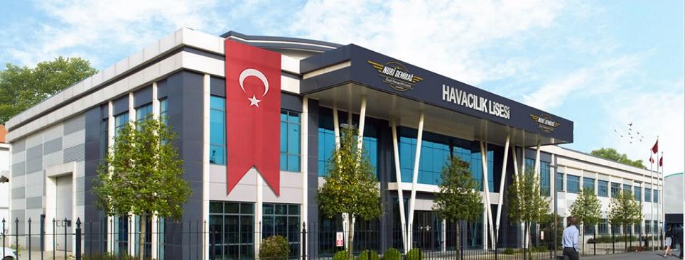 Nuri Demirağ Havacılık Lisesi  Sakarya'ya Yakışır!