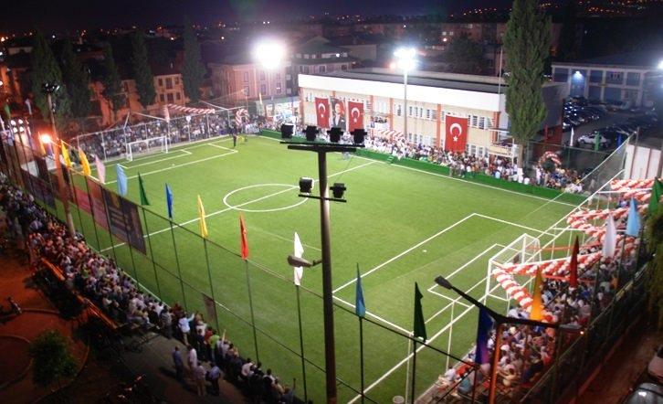 Gazi Metal 31nci Sakarya Olgunlar Futbol Turnuvası Başlıyor