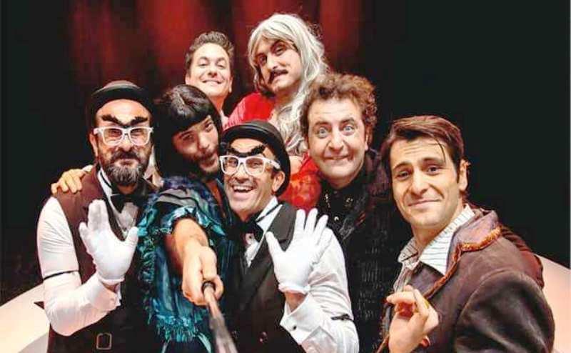 Sakarya Kartvel Gürcü-Laz Kültür Derneğinin Organizasyonu Tiyatroadam Sakaryada Muhteşem Bir Akşama İmza Attı…