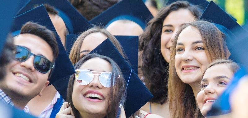 Boğaziçi Üniversitesi Mezuniyet Töreninde 2.482 öğrenci diplomalarını aldı.