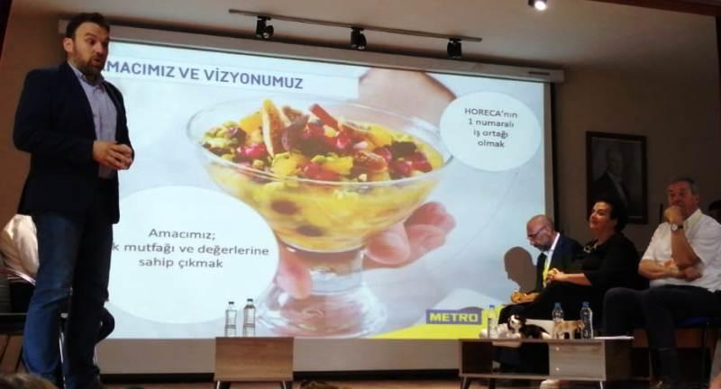 """Metro Türkiye'den """"Anadolu Peynirleri Kars Buluşması""""na destek!"""