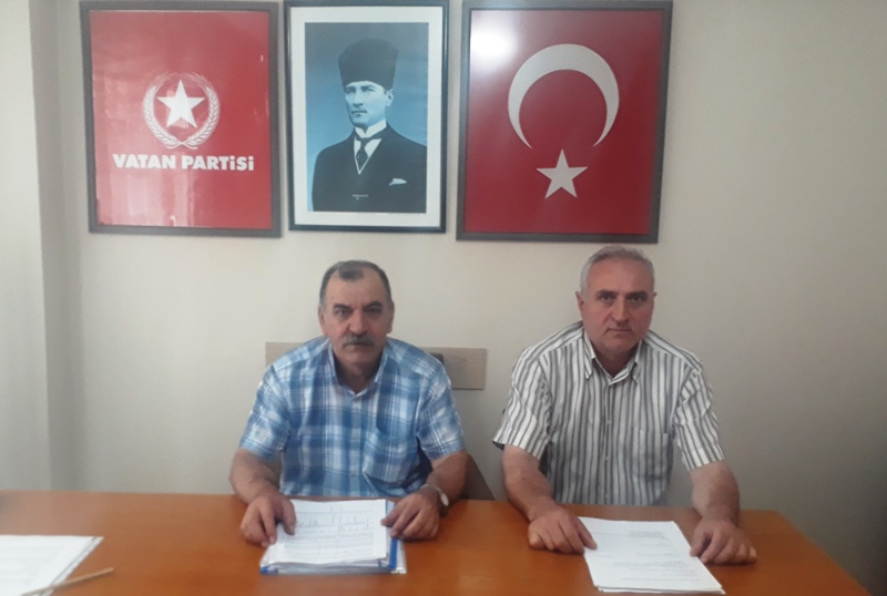 """Kemal AĞRALI"""" FETÖ'nün siyasi ayağı ortaya çıkmıştır"""""""