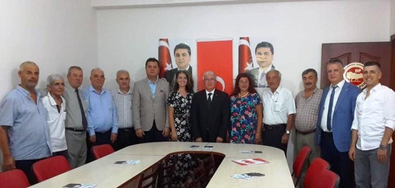 DP Sakarya il Başkanlığı Bayramlaşması Büyük İlgi  gördü