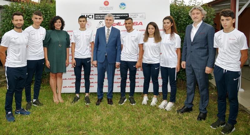Lassa, Dünya Dağ Bisikleti Devlerini Türkiye'de Buluşturuyor