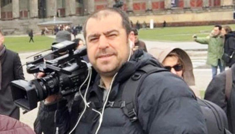 Muhabir Serkan Bayraktar geçirdiği kalp krizi sonucu hayatını kaybetti