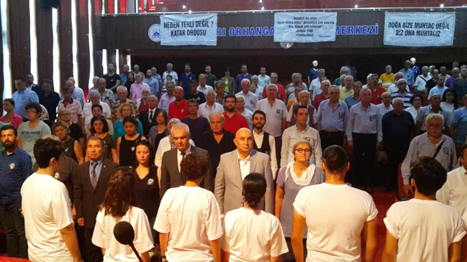Cumhuriyet Halk Partisi Sakarya İl Danışma toplantısı yapıldı