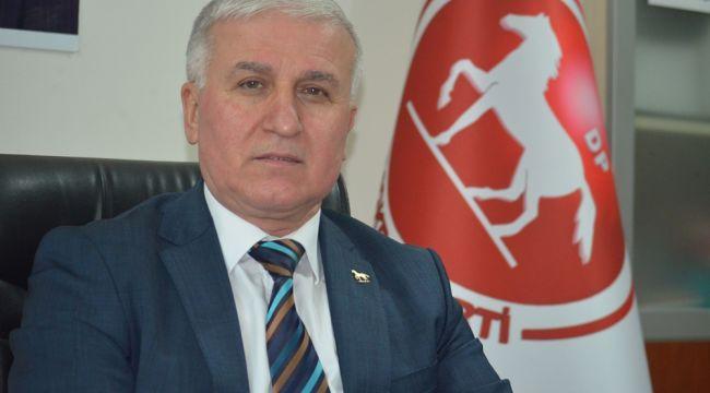 """DP Sakarya İl Başkanı  İsmail ERGÜL""""Sağlık'ta zaten iyi durumda değiliz"""""""
