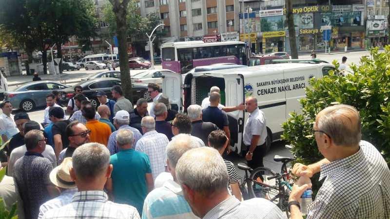Mehmet Hamdi Güler toprağa verildi