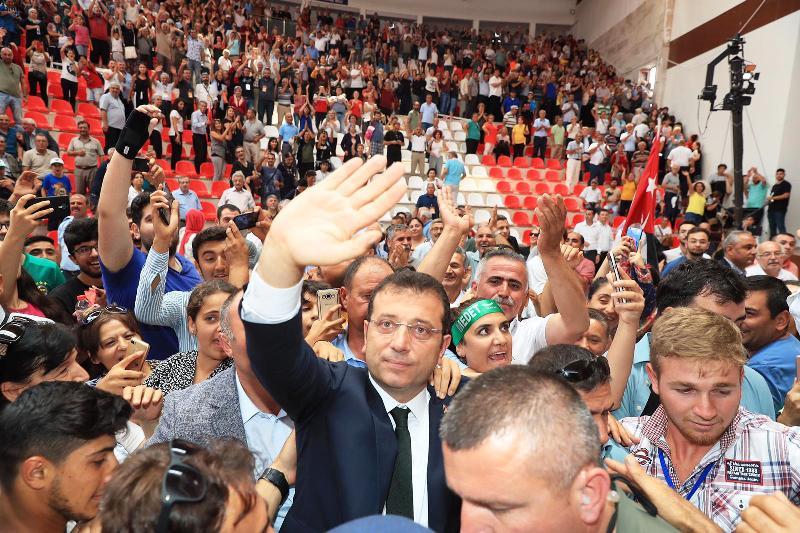 Hacı Bektaş Dostluk ve Barış ödülünü alan Musa Eroğlu