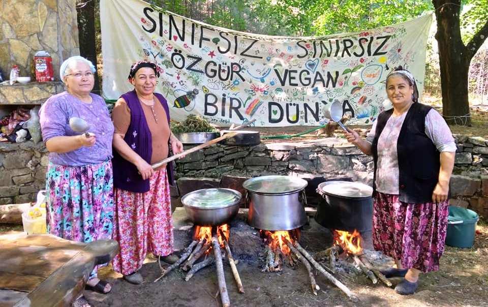 Ekofest'te, Kaz Dağları direnişi, kapitalizmin çevreye tahribatı ve çevre mücadeleleri konuşuldu