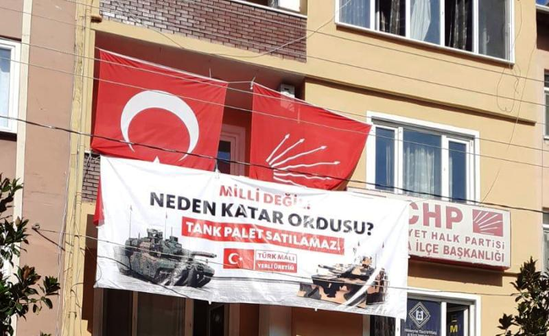 Erdoğan Isır; Tank Palet'in elimizden alınmasına rıza göstermeyeceğiz