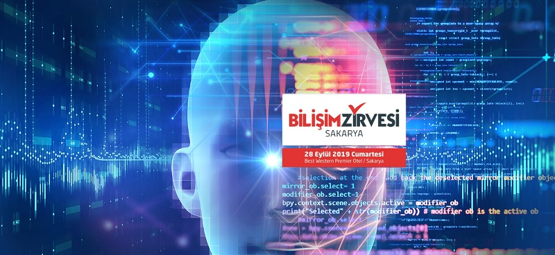 Bilişim Zirvesi Sakarya 28 Eylül 2019 Cumartesi