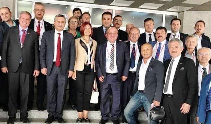 Cumhuriyet Halk Partisi bölge toplantılarına Bolu 'da devam etti.