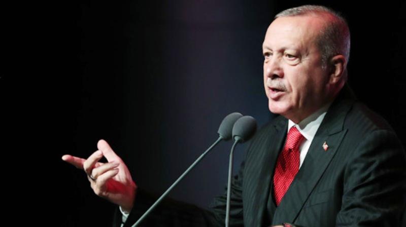 Cumhurbaşkanı Erdoğan, Türkiye'nin bilim kalitesini düşürebilmesi mümkün değildi.