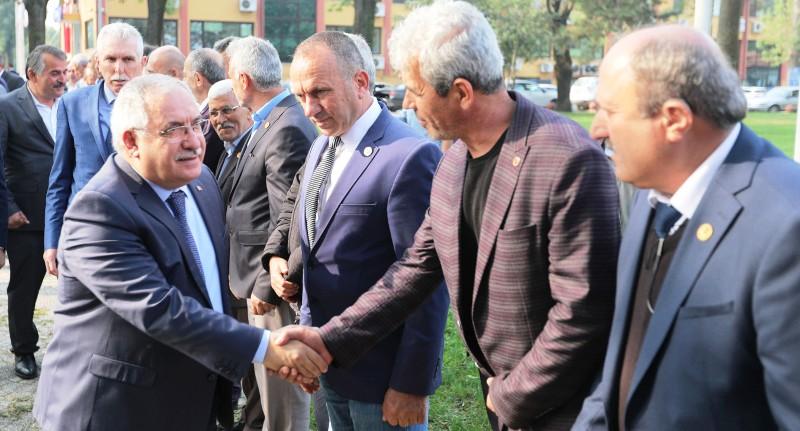 """Erdal Erdem""""MUHTARLIK Kurumu, Türk demokrasi tarihi açısından büyük önem taşıyor'"""