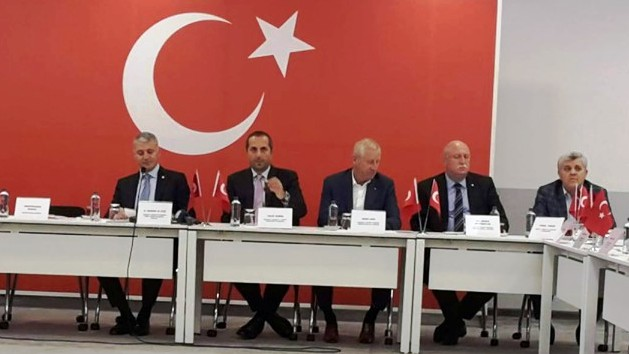 Sakarya'dan Barış Pınarı Harekatına Tam destek
