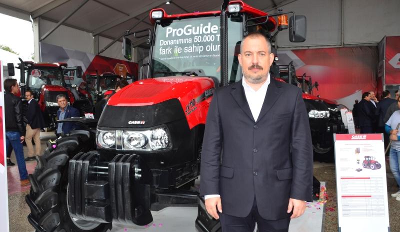 Case IH'den Çiftçilere yeni akıllı tarım rehberi