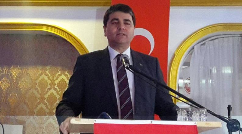 """DP Genel Başkanı Gültekin Uysal""""şehit vermeyi göze almadan bu coğrafyada varlığımızın olmayacağının bilincindeyiz"""""""