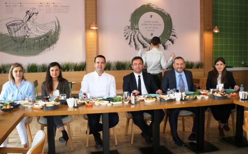 Aystown Yemek Kültürüne  Yeni Bir Soluk Getirecek